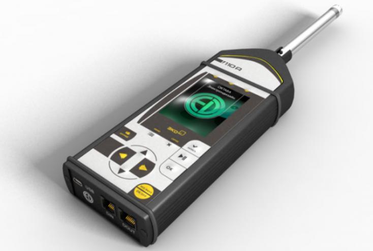 Измерение шума и вибрации