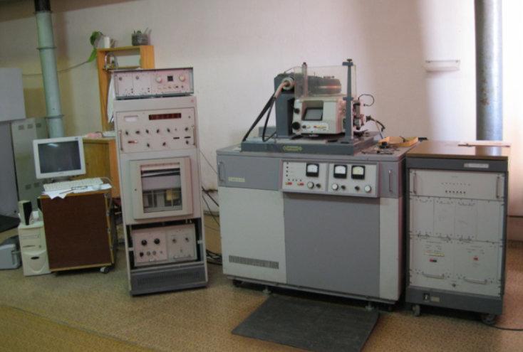 Рентгеноструктурные исследования с помощью дифрактометра