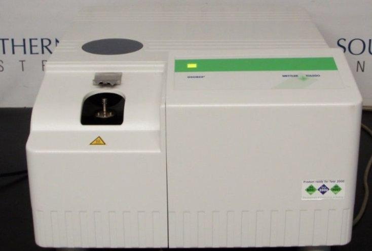 Метод дифференциальной сканирующей калориметрии