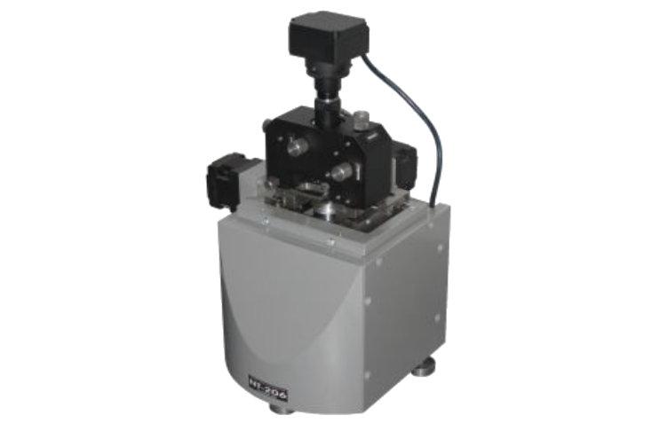 Измерение поверхности на атомно-силовом микроскопе